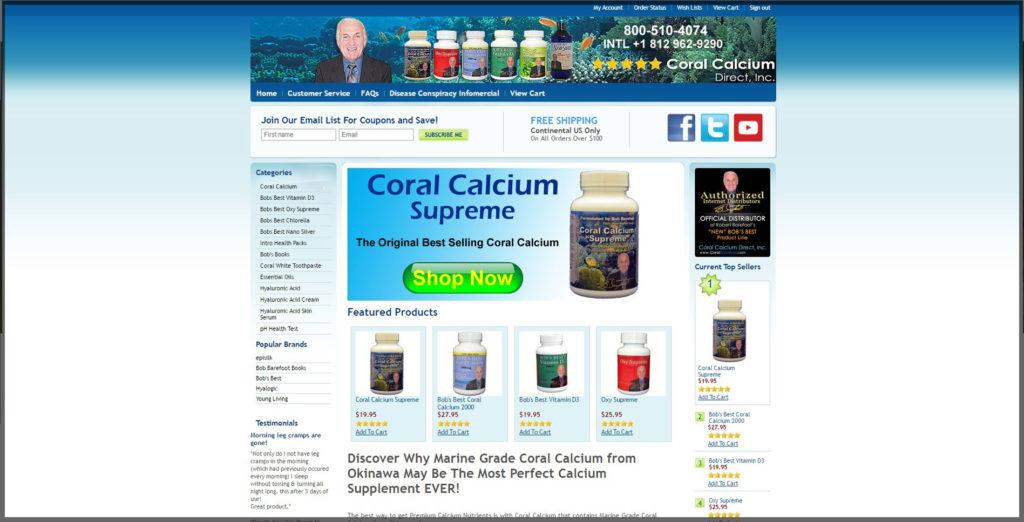 CoralSupreme.com